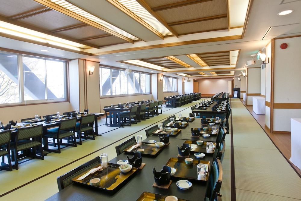 온센 호텔 나카하라 베소 -금연, 방진 설계(Onsen Hotel Nakahara Bessou-Non Smoking, Earthquake retrofit) Hotel Image 38 - Ballroom