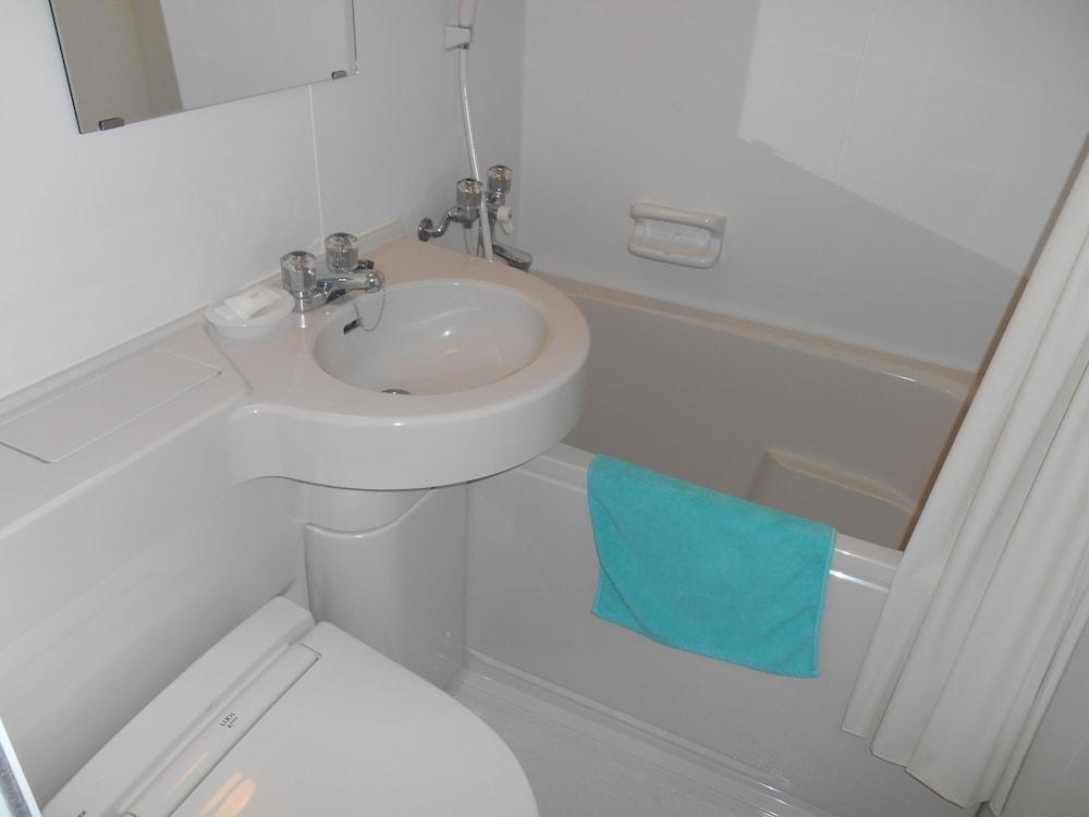 온센 호텔 나카하라 베소 -금연, 방진 설계(Onsen Hotel Nakahara Bessou-Non Smoking, Earthquake retrofit) Hotel Image 24 - Bathroom
