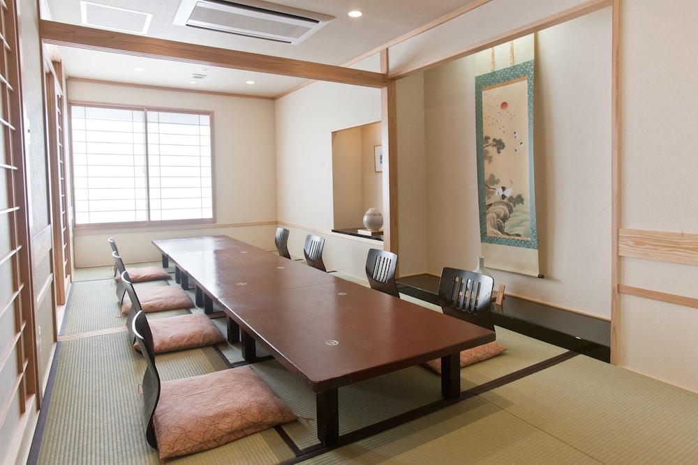 온센 호텔 나카하라 베소 -금연, 방진 설계(Onsen Hotel Nakahara Bessou-Non Smoking, Earthquake retrofit) Hotel Image 32 - Dining