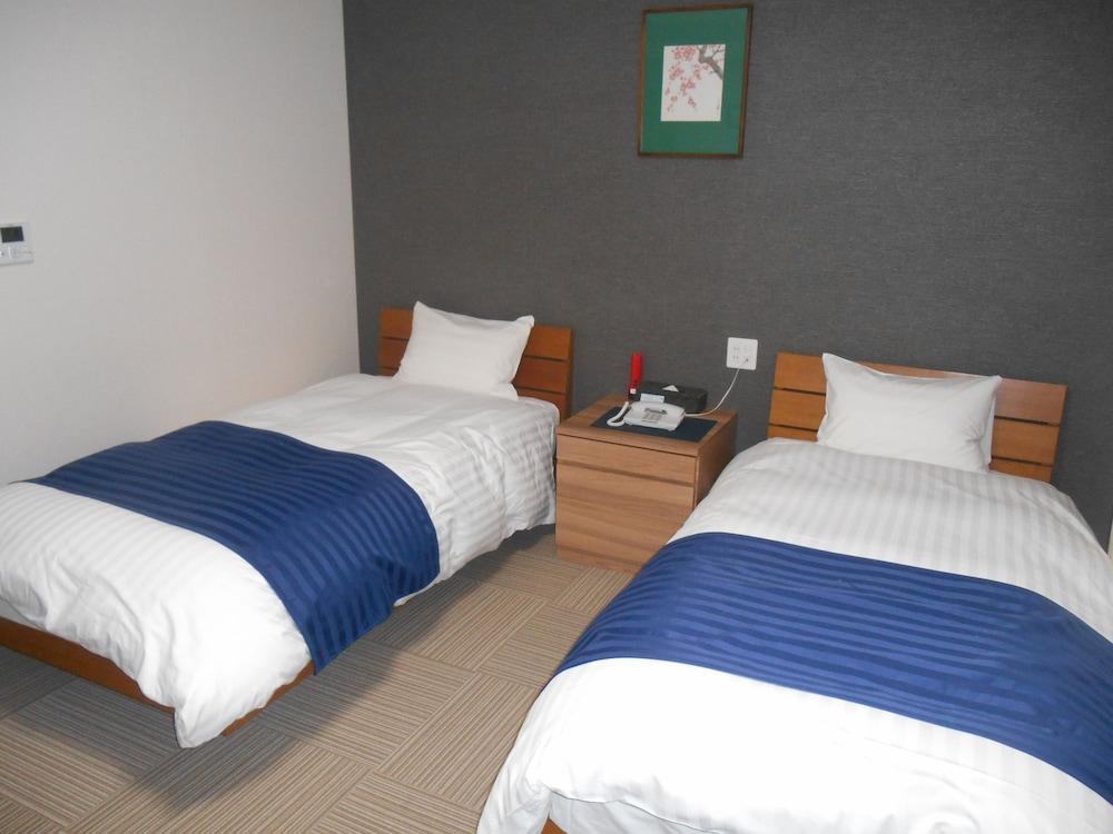 온센 호텔 나카하라 베소 -금연, 방진 설계(Onsen Hotel Nakahara Bessou-Non Smoking, Earthquake retrofit) Hotel Image 20 - Guestroom