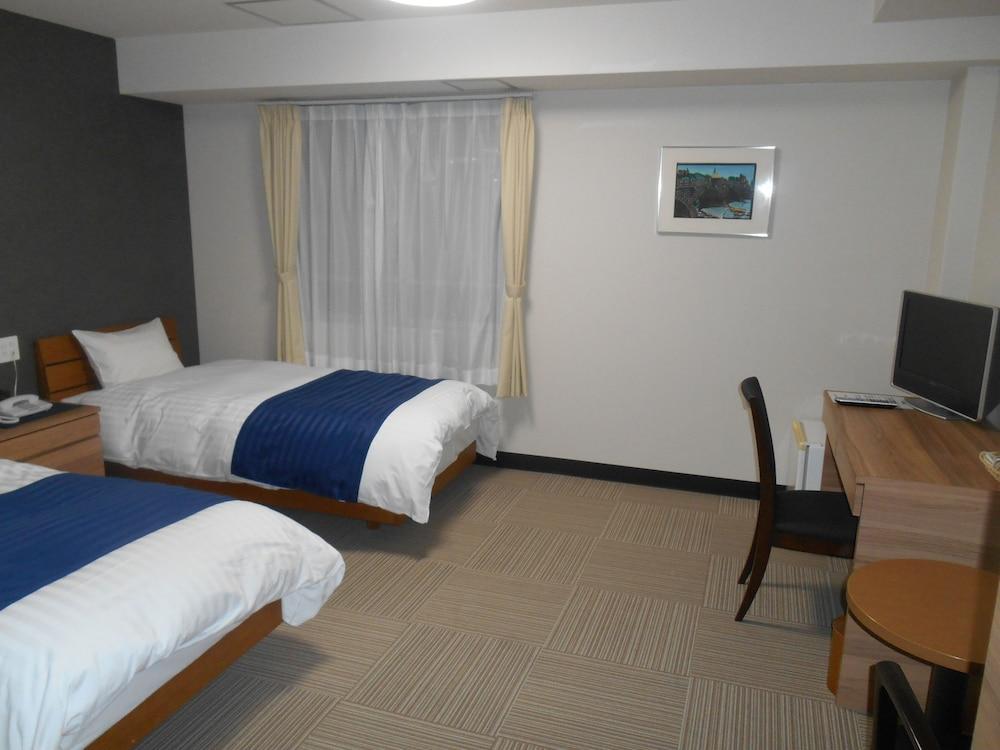 온센 호텔 나카하라 베소 -금연, 방진 설계(Onsen Hotel Nakahara Bessou-Non Smoking, Earthquake retrofit) Hotel Image 19 - Guestroom