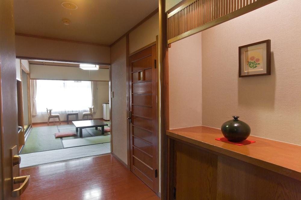 온센 호텔 나카하라 베소 -금연, 방진 설계(Onsen Hotel Nakahara Bessou-Non Smoking, Earthquake retrofit) Hotel Image 37 - Hotel Interior