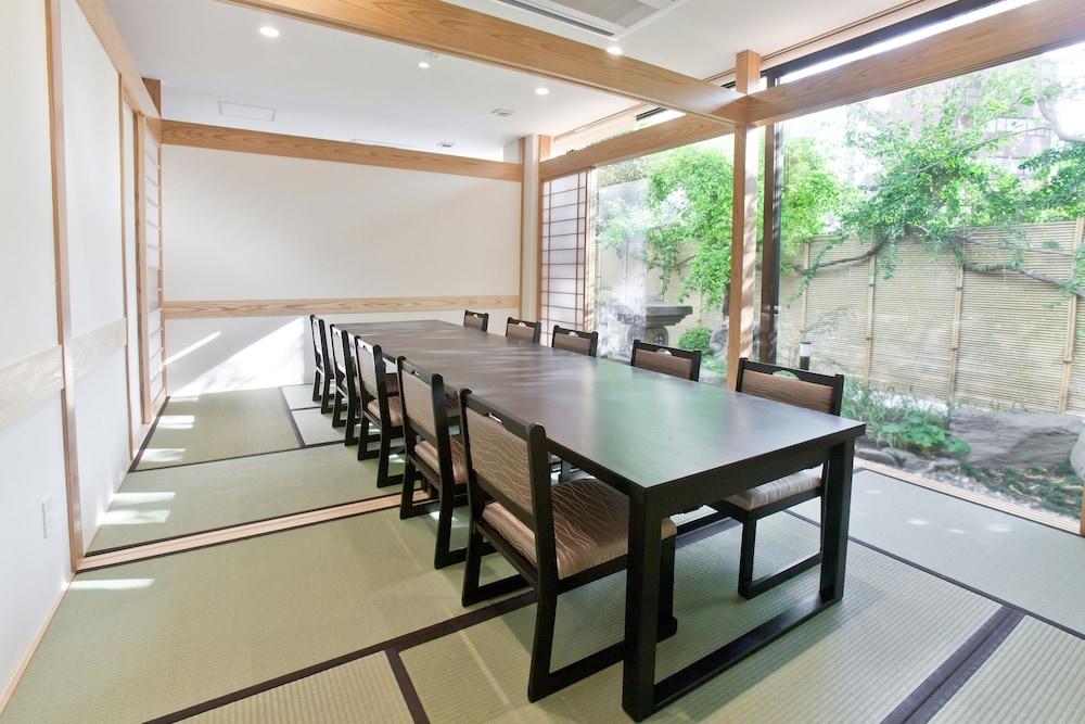 온센 호텔 나카하라 베소 -금연, 방진 설계(Onsen Hotel Nakahara Bessou-Non Smoking, Earthquake retrofit) Hotel Image 33 - Dining
