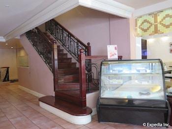 Casa Leticia Boutique Hotel Davao Staircase
