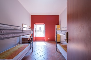 Shared Dormitory, Mixed Dorm (with 4 beds)