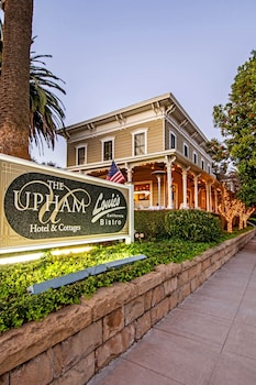 厄珀姆飯店 The Upham Hotel