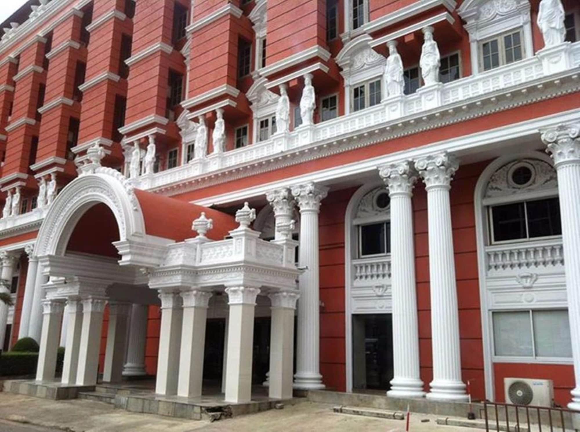 Suda Palace Hotel, Phaya Thai