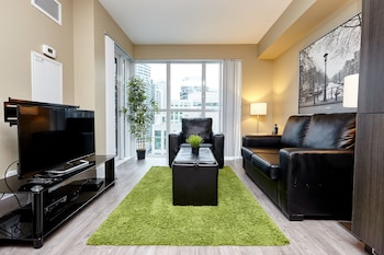 Hotel - Atlas Suites - CN Tower & Convention Centre- Furnished Apart
