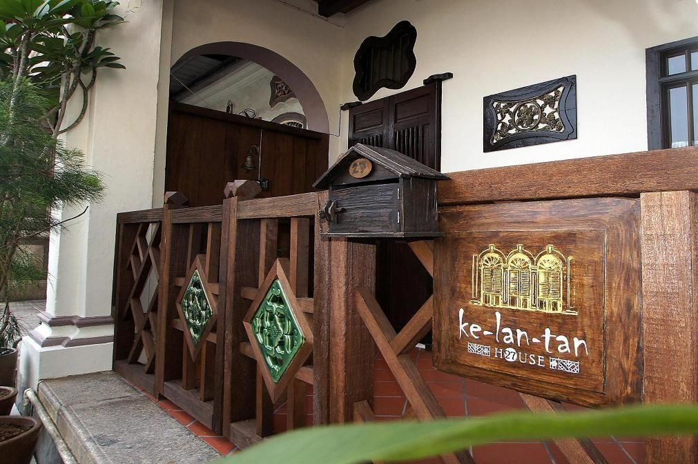 Ke-lan-tan House, Pulau Penang