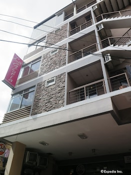 La Gloria Residence Inn Cebu Hotel Front