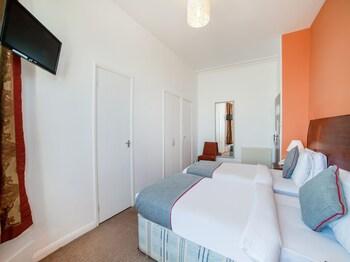 Standard Twin Room, Sea View
