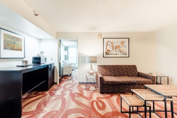 Suite, 1 Bedroom, Non Smoking, Mountain View (1 Kingbed)