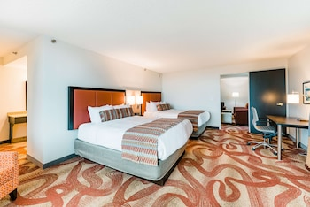 Suite, 1 Bedroom, Non Smoking (2 Queenbed)