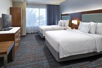 Suite, 2 Queen Beds with Sofa Bed