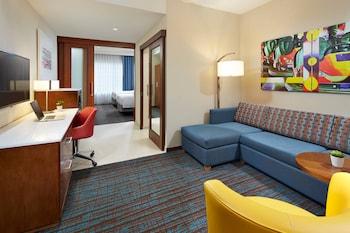 One Bedroom Suite, 2 Queen Beds, Non Smoking