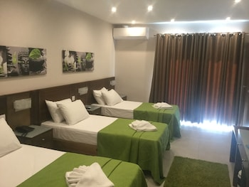Deluxe Triple Room, Balcony