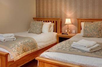 Comfort Room, 3 Twin Beds, Non Smoking