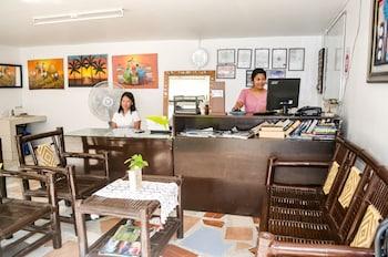The Beach House Resort Boracay Lobby Sitting Area