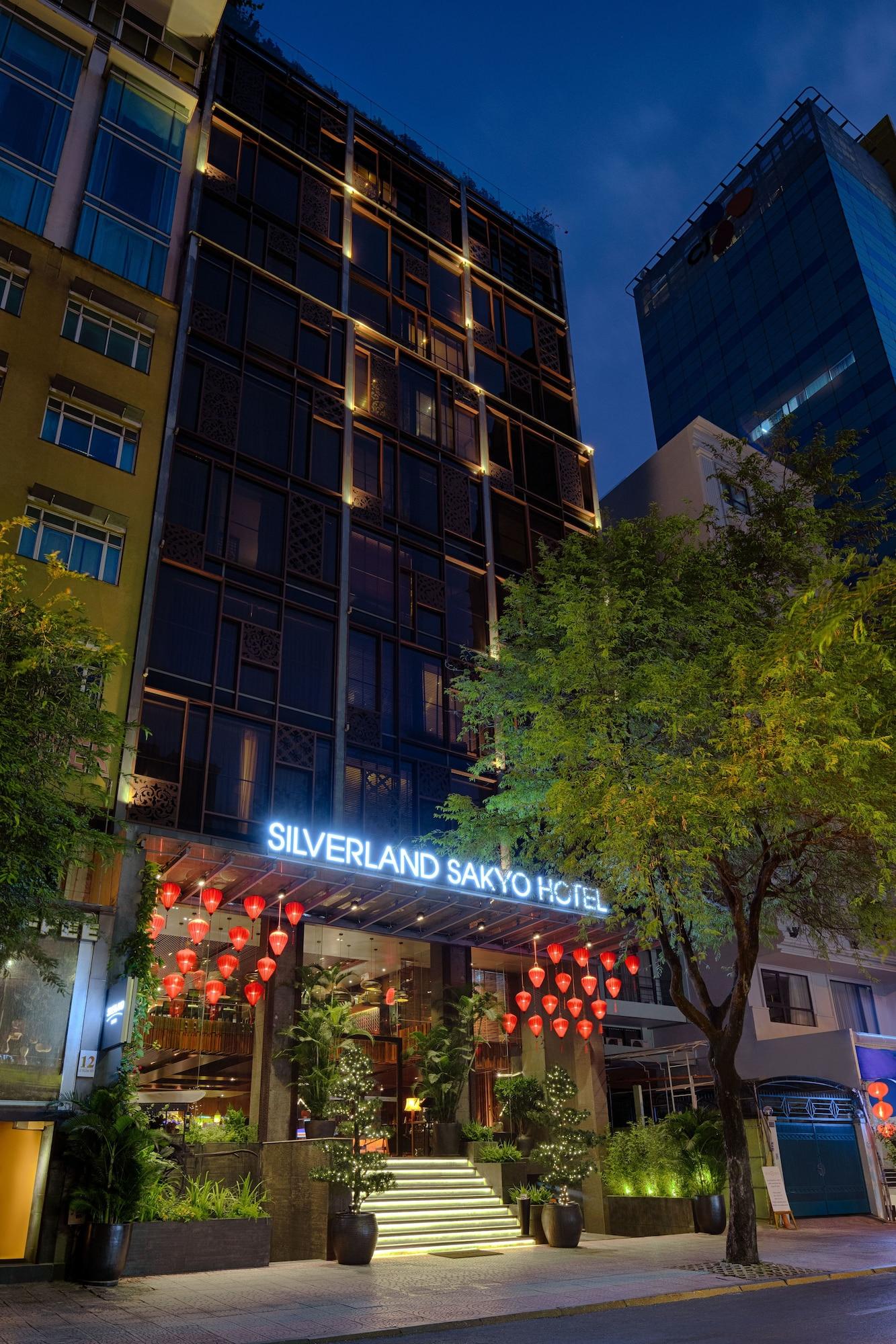Silverland Sakyo Hotel & Spa, Quận 1