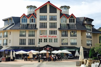 Hotel - Inside Plaza Sierra Nevada