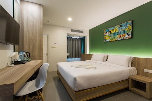 City Hotel, Muang Krabi