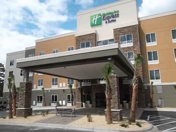 南港橡樹島區智選假日套房飯店 Holiday Inn Express & Suites Southport - Oak Island Area