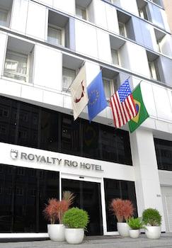 Hotel - Royalty Rio Hotel