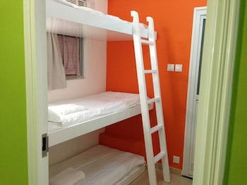 1 Bed in 3-Bed Mixed Dormitory Room