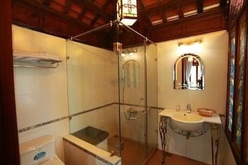 Osaka Village Dalat Resort - Bathroom  - #0