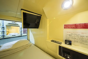 Single Capsule Room (Male guest only)