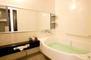 HOTEL KITANO PLAZA ROKKOSO Deep Soaking Bathtub