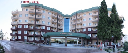 Hotel Zileli, Merkez
