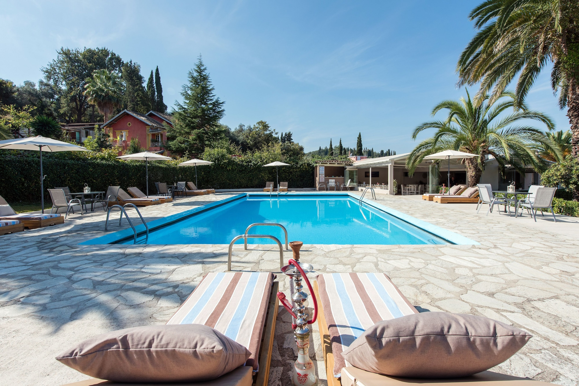 Anita Hotel, Ionian Islands