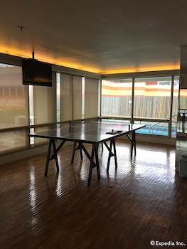 The Metrocentre Hotel and Convention Center Bohol Game Room