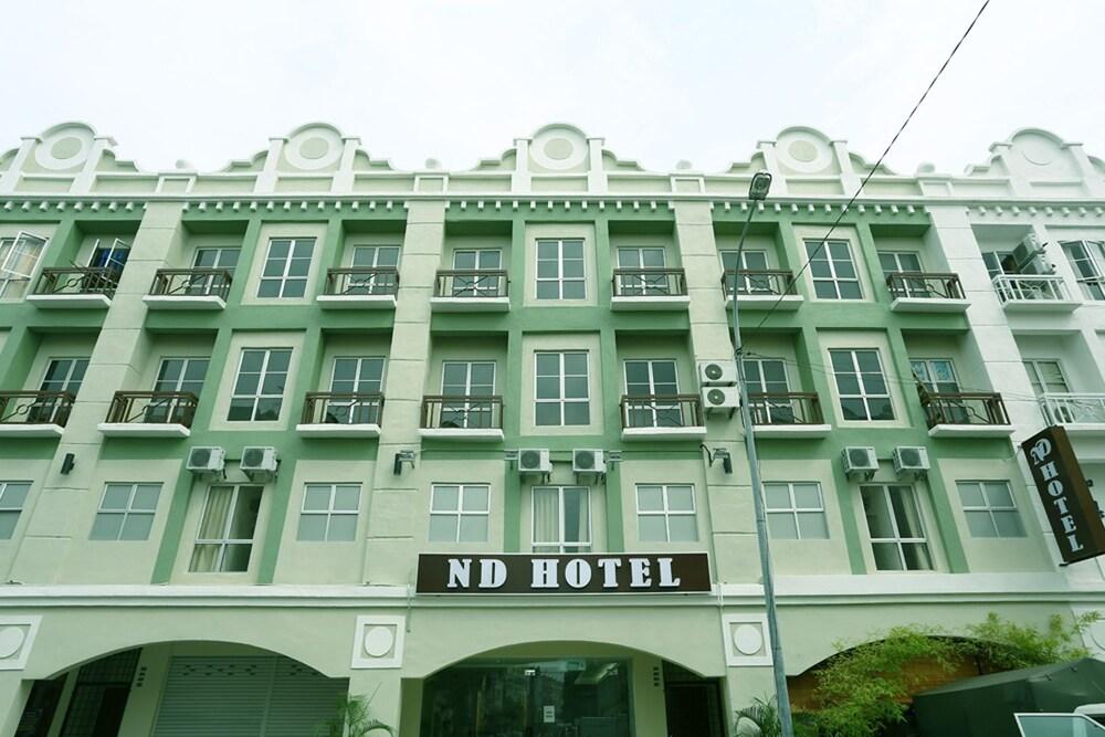 ND ホテル