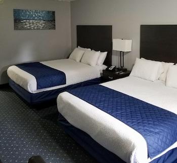 Non Smoking, 2 Double Beds