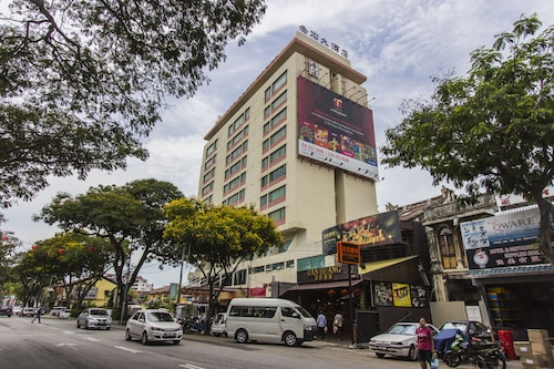Red Rock Hotel PENANG, Penang Island
