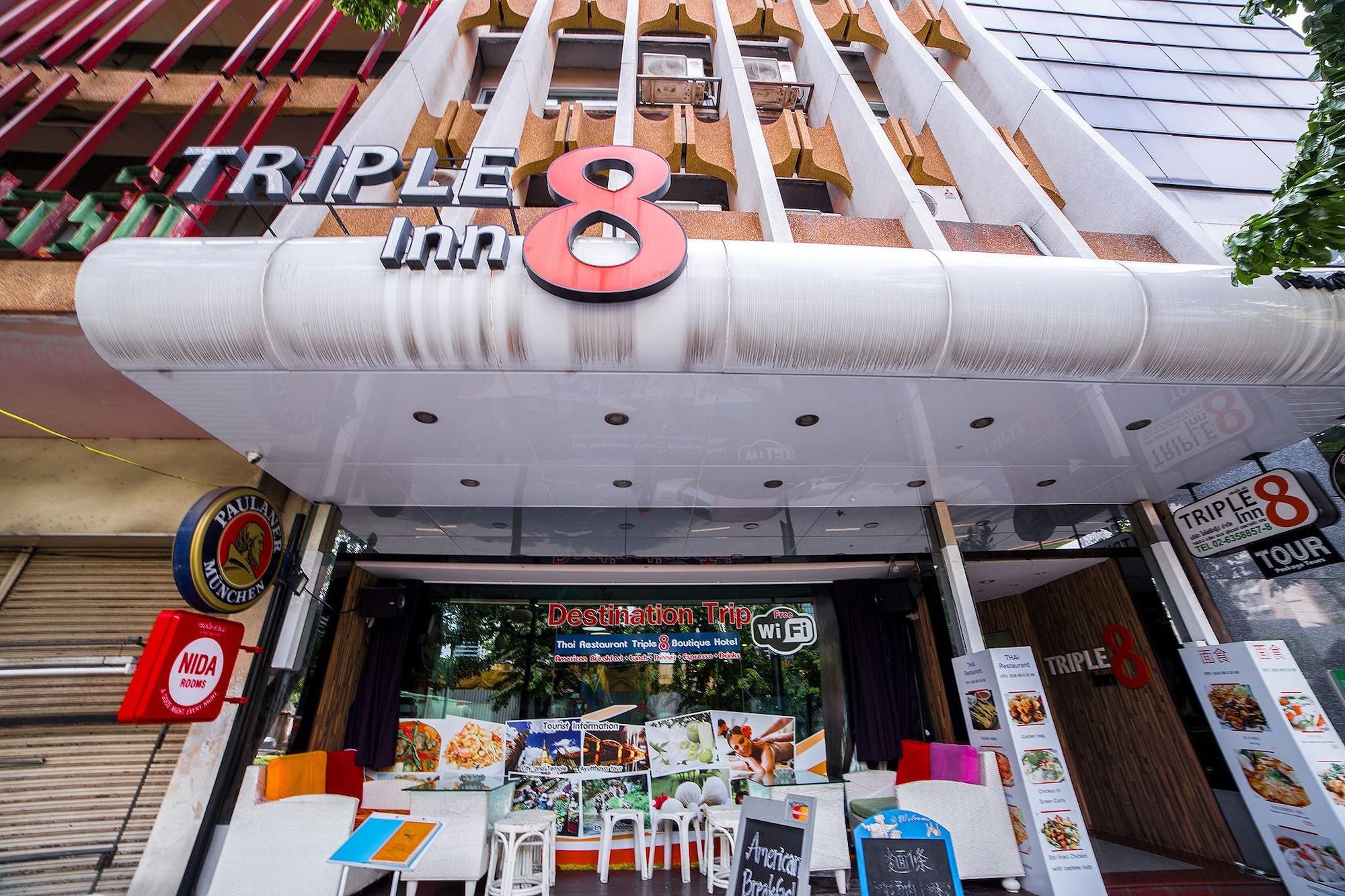 Triple 8 Inn Bangkok, Bang Rak