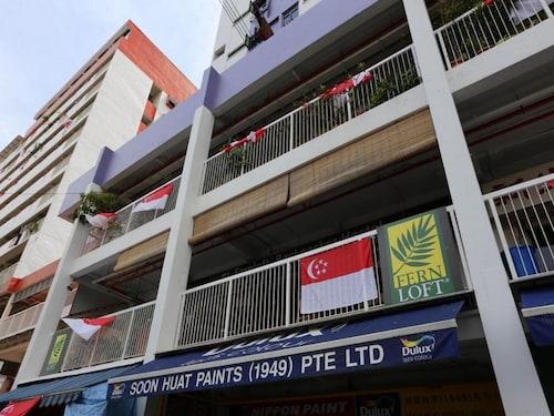 Fernloft Chinatown - Hostel, Outram