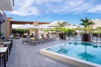 雅樂軒坦帕市中心飯店 Aloft Tampa Downtown