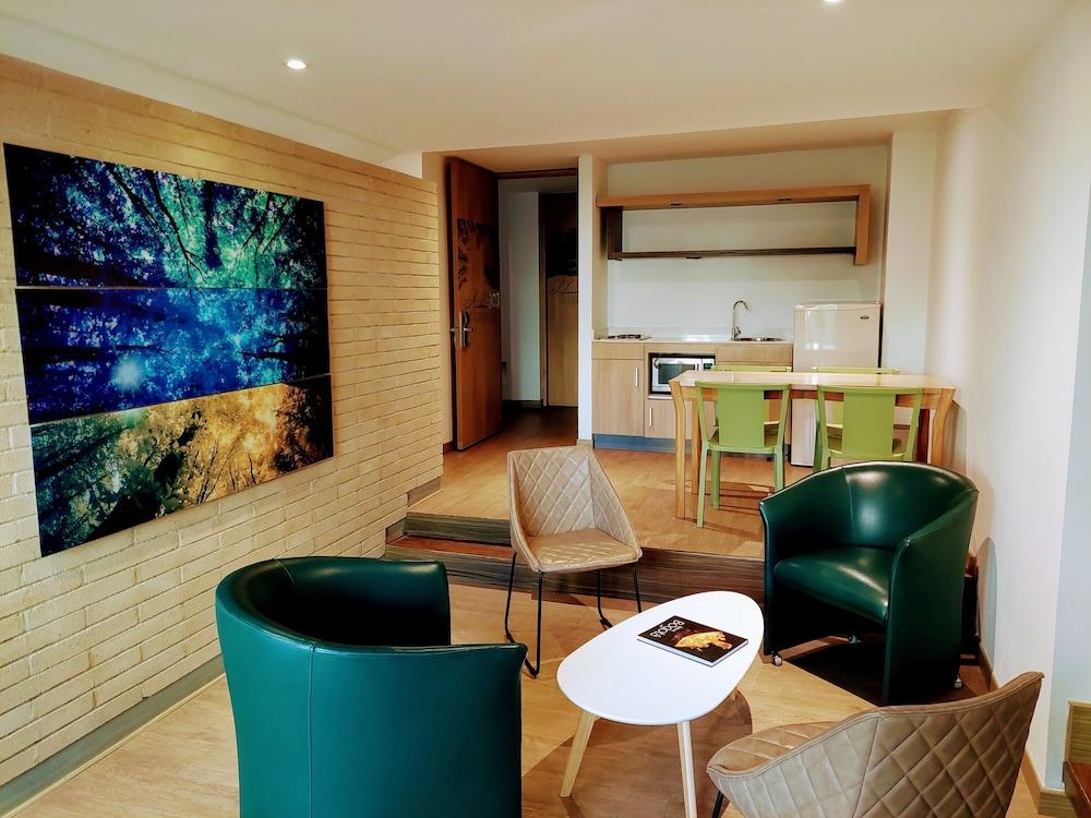 Milano - Bogotá - Viaggio Teleport Suites