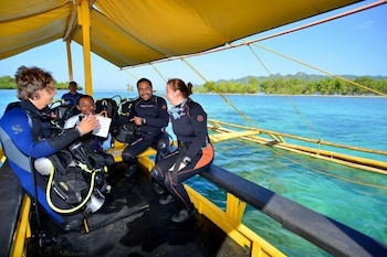 Nabulao Beach Resort Negros Occidental Boating