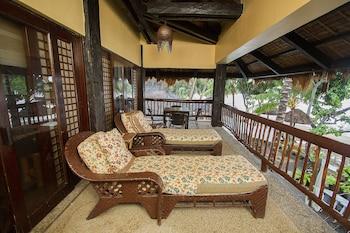 Nabulao Beach Resort Negros Occidental Balcony