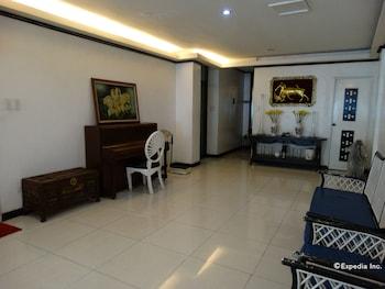 M Hotel Manila Interior