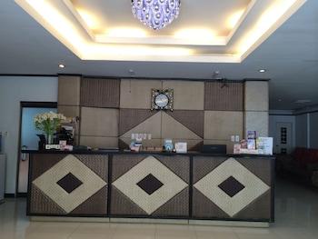 M Hotel Manila Reception
