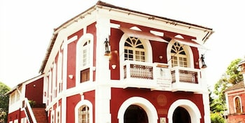 Hotel - WelcomHeritage Panjim People