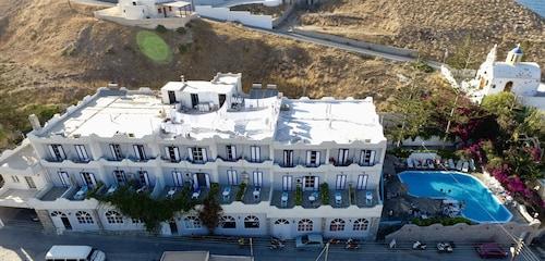 Porto Castello, South Aegean