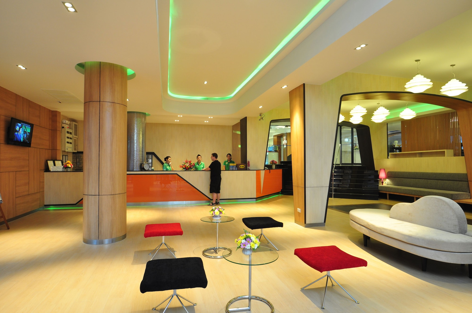 Flipper Lodge Hotel, Pattaya