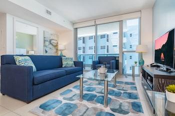 One Bedroom Apartment Ocean View