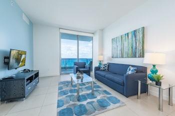 Deluxe One Bedroom Apartment, Ocean Front